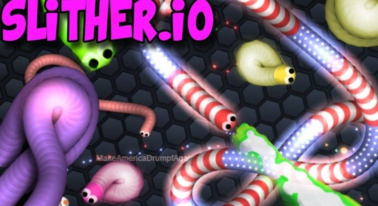 Slither.io Updated Mod v1.9