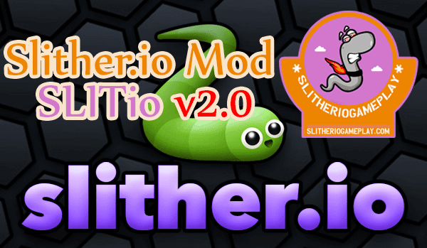 Slither.io Mods SLITio v2.0