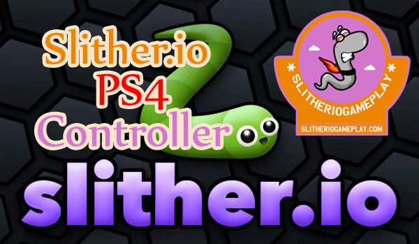 Slither.io PS4 Playstation Controller Support