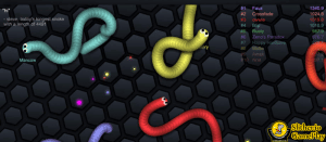 Slither.io High Score Screenshots