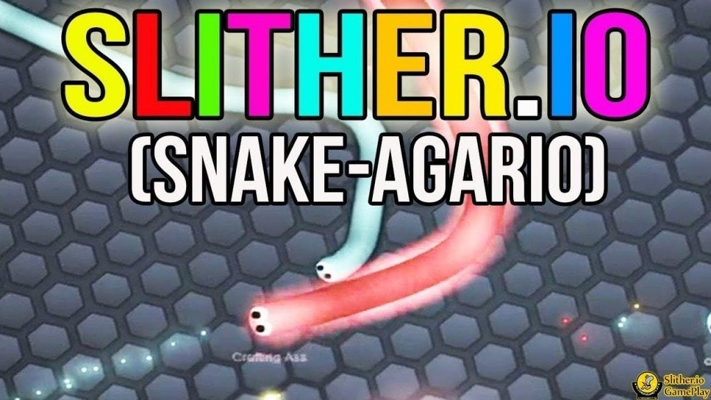 slither io strategy simple image