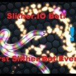 Slither.io Slitio Bot v0.1