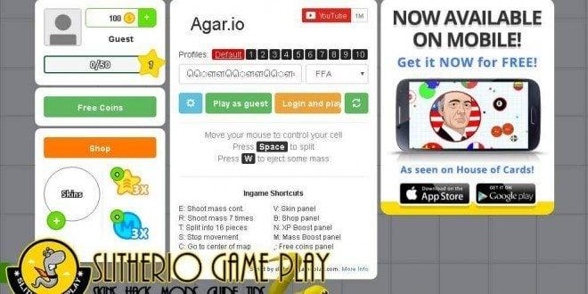agario mods details