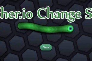 slither.io change skin