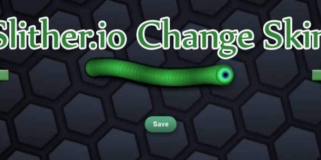 slither.io change skin