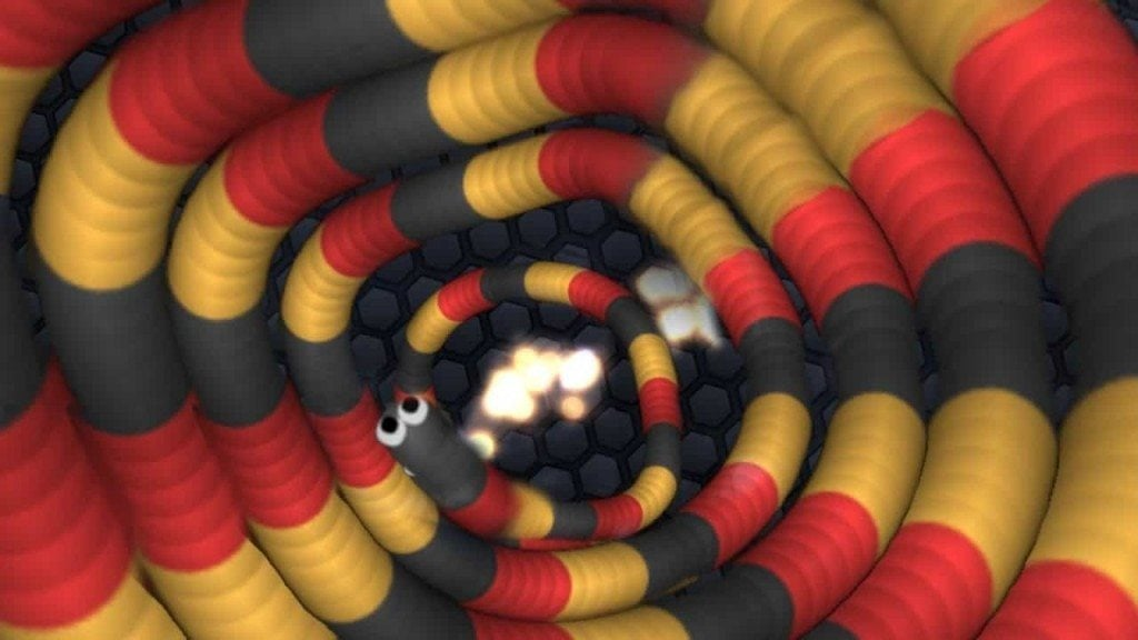 slither io fast play game