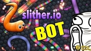 Slither.io Bot
