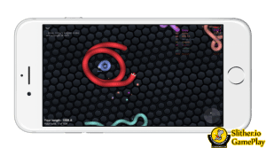 Slither.io ios playing in the best possible way