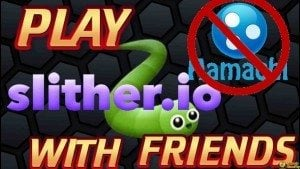 Slither.io ip to play the game customized