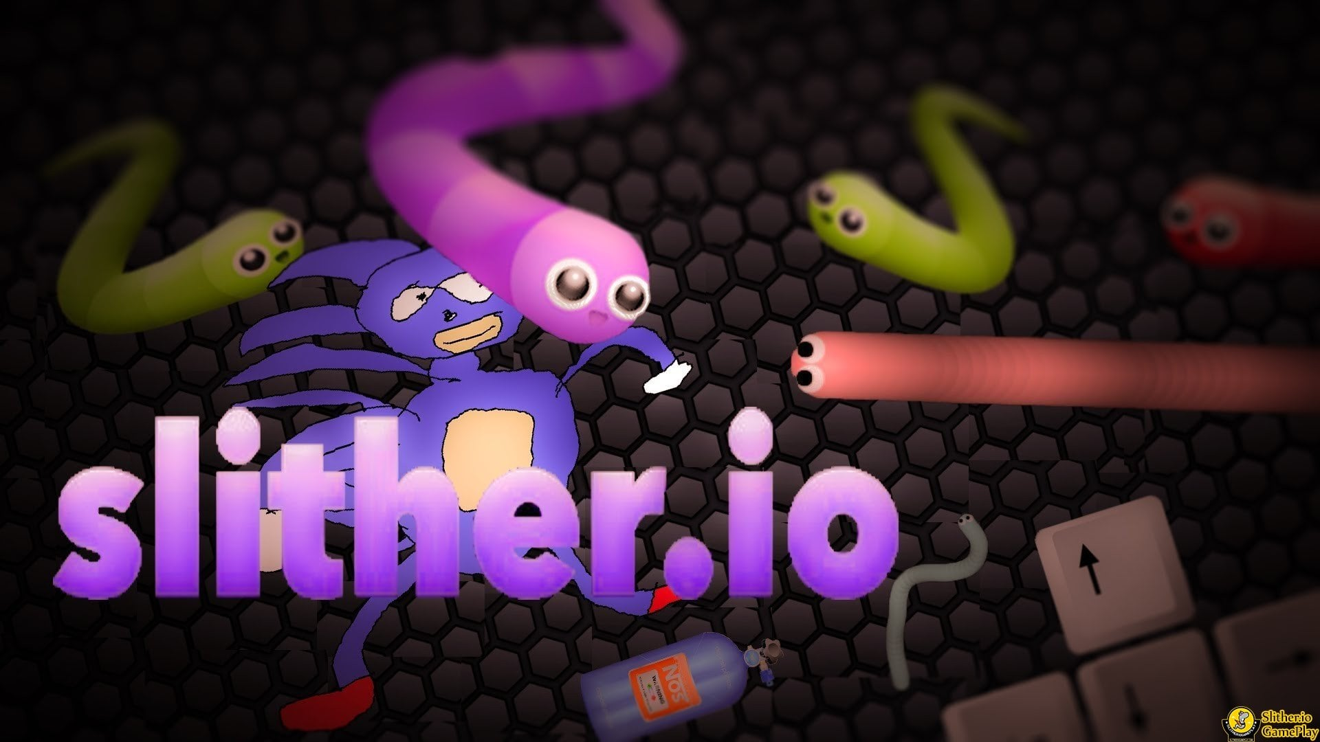 slither.io custom skins simple guide