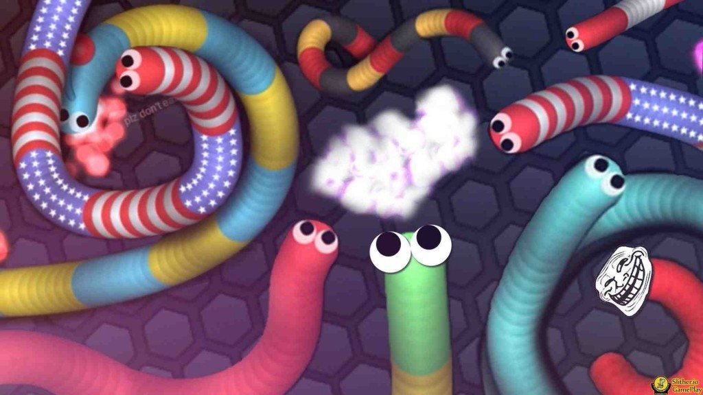 slitherio party simple image