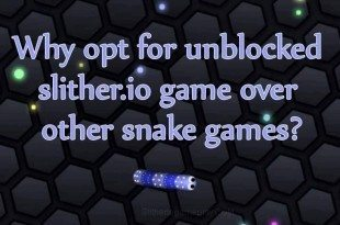 unblocked slither.io game over