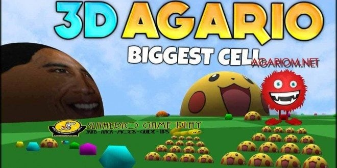 agar.io 3d game play guide image