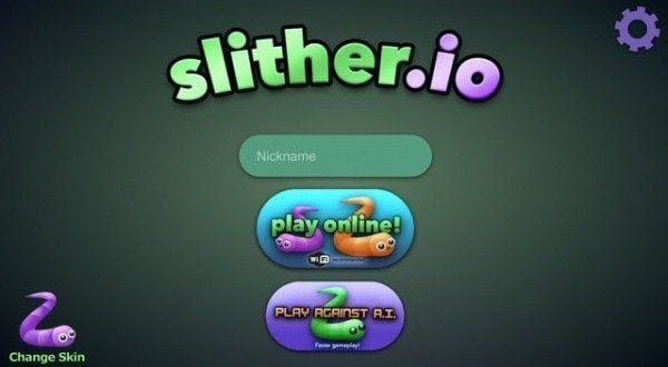 slither.io game update