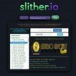 slither io mod server ip screenshot