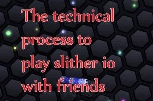 slither.io how to play with friends
