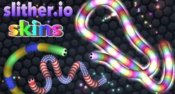 How To Play The Slither.Io With Skin Mode?