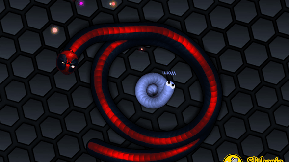slither.io screenshot guide image