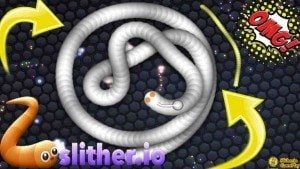 The various slitherio play techniques