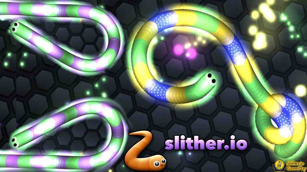 Using the Slitherio mods features