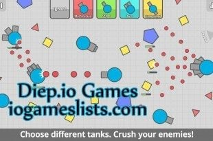 diep.io games using various kinds of hack codes
