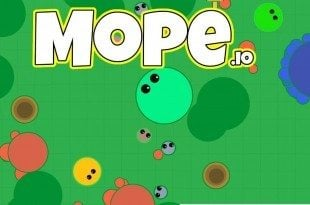 mope.io hack game play