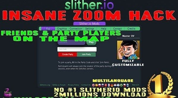 slither.io mod sgp v12 install guide