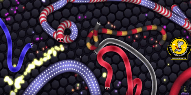 Find new slither.io mode