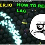 Slither io lag fixed