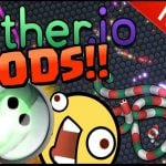 Slitherio cheats