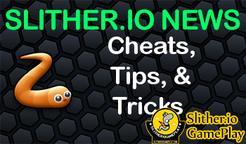 Slither io cheat