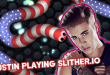 Justin Bieber Slitherio Gamer