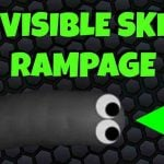 Slitherio invisible skin