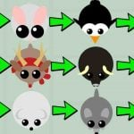 Mope.io animals