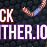 Slitherio hack play