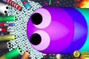 Slitherio play