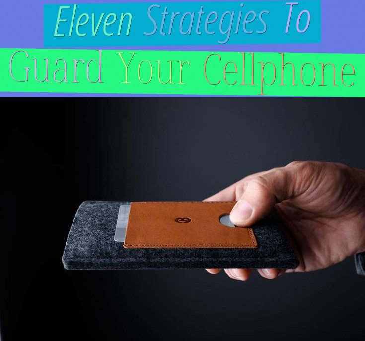 Eleven Strategies To Guard Your Cellphone