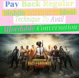 Pay Back Regular Mobile Discounts - Ideal Technique To Avail Affordable Conversation