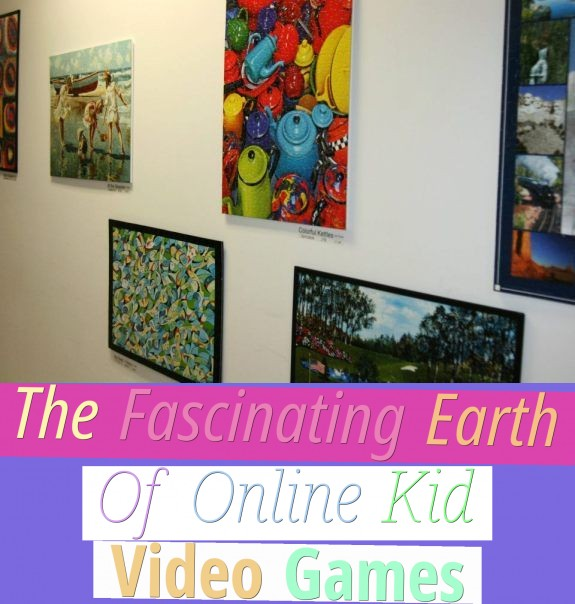 The Fascinating Earth Of On-line Kid Video Games