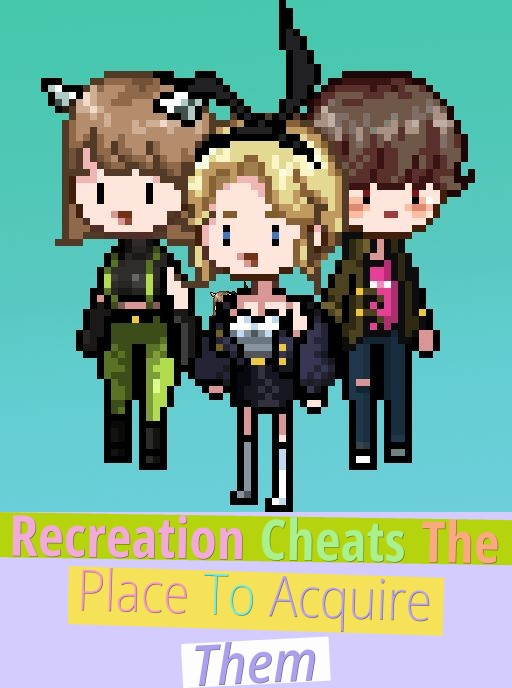 Recreation Cheats - The Place To Acquire Them