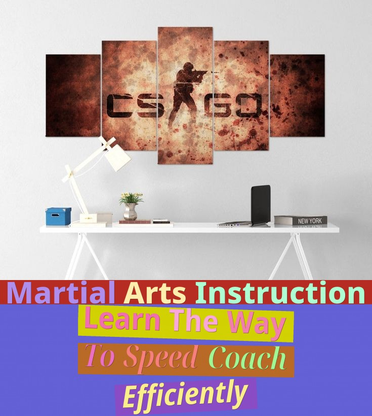 Martial Arts Instruction - Learn The Way To Speed Coach Efficiently