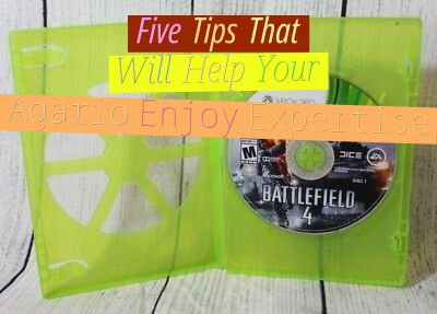 Five Tips That Will Help Your Agario Enjoy Expertise