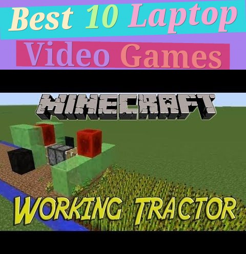 Best 10 Laptop Video Games