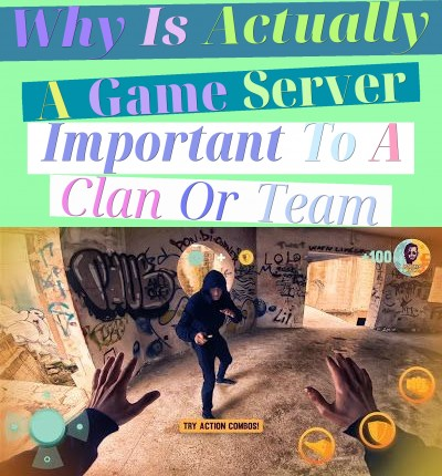 Why Is Actually A Game Server Important To A Clan Or Team?