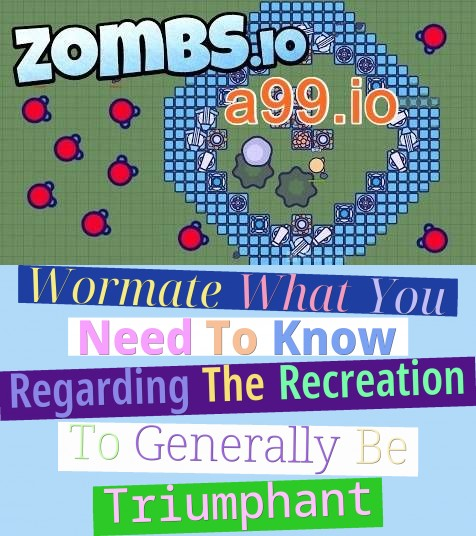 Wormate - What You Need To Know Regarding The Recreation To Generally Be Triumphant