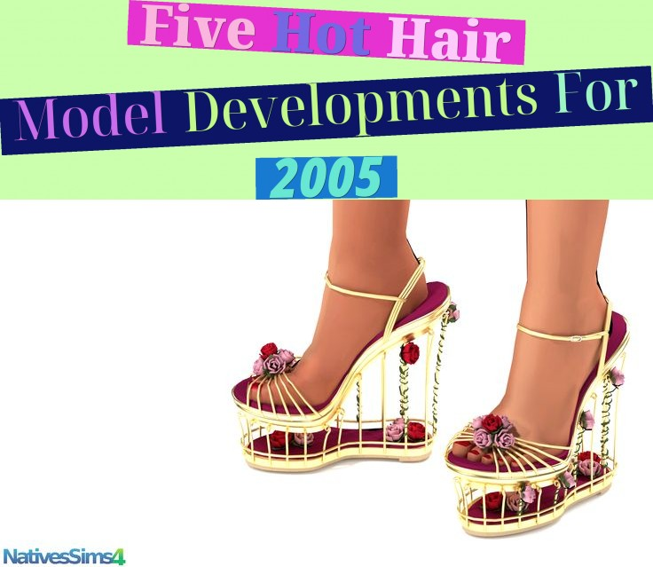 Five Hot Hair Model Developments For 2020