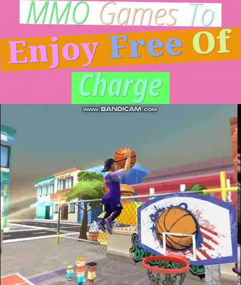 MMO Games To Enjoy Free Of Charge