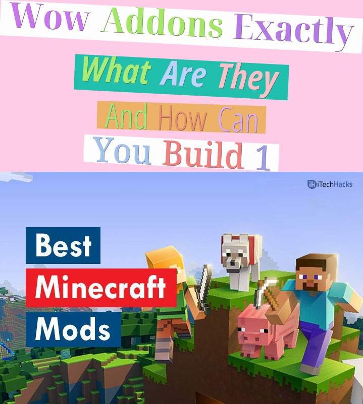 Wow Addons - Exactly What Are They And How Can You Build 1?