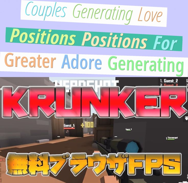 Couples Generating Love Positions - Positions For Greater Adore Generating