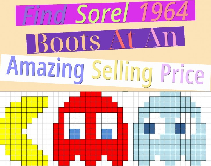 Find Sorel 1964 Boots At An Amazing Selling Price